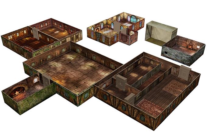 Town layout